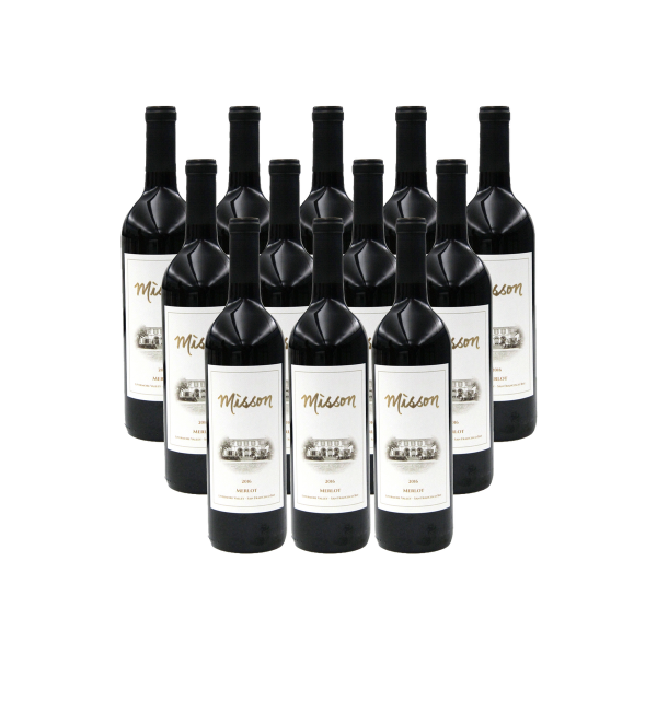 California Wine for Sale Online Livermore Merlot2016 Case