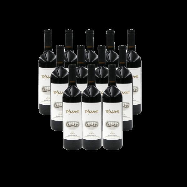 California Wine for Sale Online Livermore MerlotSR2016 Case