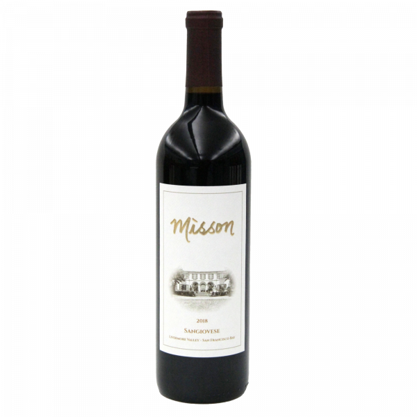 California Wine for Sale Online Livermore Sangiovese2018 PNG